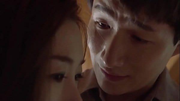 หนังอาร์เกาหลี  หนุ่มเกาหลี พาแฟนมาจัดหนัก ในป่าจับเลียหี ดูดนมแล้วขึ้นขย่ม